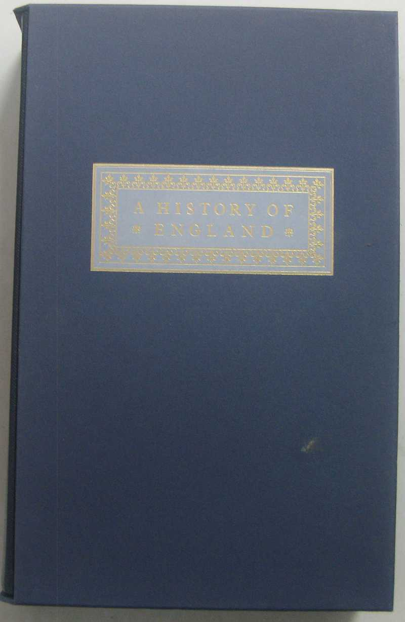 A History of England, 1914 to 1945 – A J P Taylor.