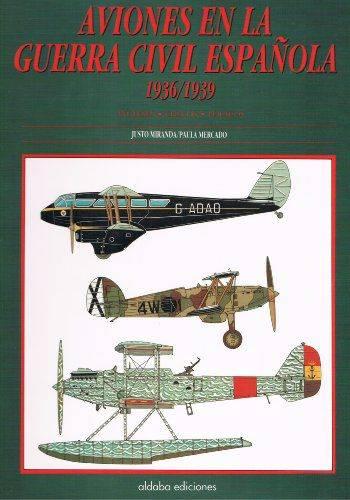 Aviones de la Guerra Civil