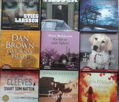 Swedish Audio Books